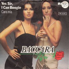 Yes Sir I Can Boogie by Baccara. Stats of the UK music charts, information about bands and songs, track songs progress and see how successful artists are. Includes chart archive for the UK top 100 singles and albums since Throwback Day, Worst Album Covers, Bad Album, Good Old Times, Lp Cover, Long Time Ago, My Favorite Music, The Beatles, Childhood Memories
