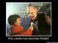Goonies!!!  Favorite movie of all times!