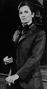 Betty Buckley as Edwin Drood in The Mystery of Edwin Drood