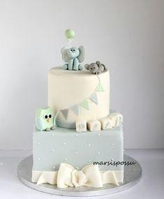 New Baby Boy Shower Elegant Christening Cakes Ideas Baby Shower Cakes For Boys, Baby Boy Shower, Baby Boy Christening Cake, Christening Decorations, Baby Birthday Cakes, Elegant Baby Shower, Baby Kind, Girl Cakes, Cute Cakes