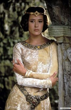 """Braveheart is pretty lacking in accurate history and accurate costumes, and the only fun eye candy is Sophie Marceau as Isabelle.  The REAL Isabella of France was dubbed the """"She Wolf"""" in England and had quite a reckless and interesting life.  See Alison Weir's excellent biography, Isabella, She-Wolf of France for more..."""