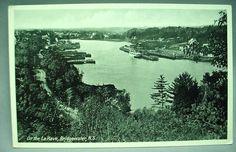ON THE LA Have River Bridgewater NS Nova Scotia Postcard | eBay Nova Scotia, Canada, River, Mountains, World, Nature, Painting, Ebay, Vintage