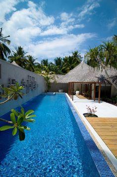 ♥ Kuramathi Resort – Maldives