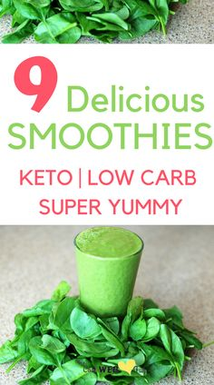 Keto smoothies recipes for a ketogenic diet. The low carb keto smoothies which y… Keto smoothies recipes for a ketogenic diet. The low carb keto smoothies which you can take as a keto breakfast meal replacement. Keto Smoothie Recipes, Low Carb Smoothies, Weight Loss Smoothies, Diet Recipes, Ketogenic Recipes, Diabetic Smoothies, Homemade Smoothies, Soup Recipes, Breakfast
