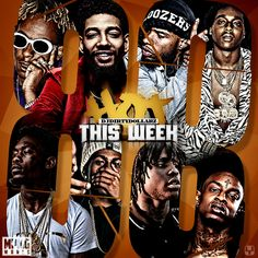 DJ Dirty Dollarz - Hot This Week 88 | Spinrilla