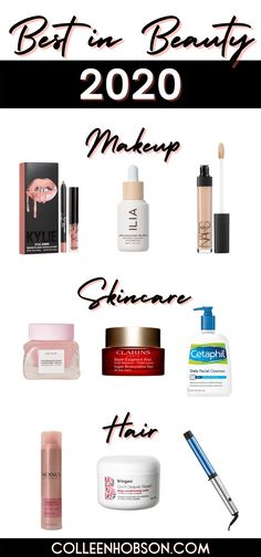 This year definitely tested the resilience of our beauty routines. These are our favorite makeup, hair and skin care products that got us through all the craziness of 2020. #bestbeautyproducts #2020 Best Beauty Tips, Beauty Hacks, Flawless Makeup, Beauty Makeup, Best Makeup Products, Beauty Products, Best Lip Gloss, Makeup Needs, Drugstore Makeup Dupes