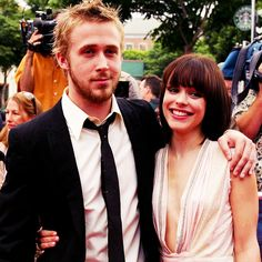 Ryan Gosling & Rachel McAdams <3