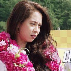 Song Ji Hyo, Running Man ep. 310. © on gif