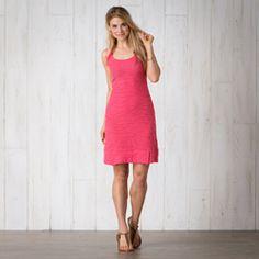 Women's Spring Dresses ~ Toad&Co - Samba Wave Tank Dress