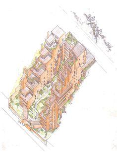 Clásicos de Arquitectura: Edificio Alto de los Pinos / Rogelio Salmona (11)