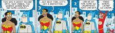 """""""Intelligent Life"""" comic for 7/22/17 (www.IntelligentLifeComics.com)"""
