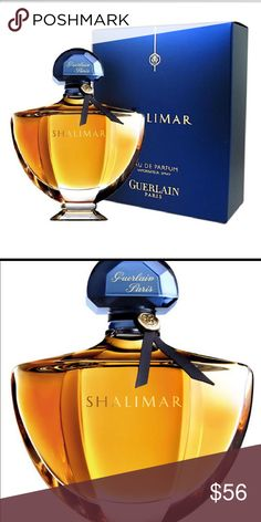 Perfume👌🏻 Shalimar by Guerlain👌🏻 This is a brand new perfume Shalimar by Guerlain! Comes with it's original box, which is open, but it was never used. I just opened to make sure it's not damaged before I sell it! Guerlain Makeup