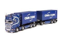 Geleijn Transport - Tekno schaalmodellen vrachtwagens