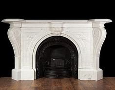 Ryan and Smith stock a range of Victorian and Edwardian styled fireplaces. These fireplaces from the mid- Century to the early Century include cast iron, stone and marble fireplaces. Edwardian Fireplace, Stove Fireplace, Marble Fireplaces, Edwardian Fashion, Stoves, 19th Century, Victorian, Antiques, Design