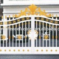 Ngắm nhìn những mẫu cổng biệt thự đẹp long lanh