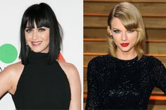 Hollywood Celebrities Photos, News, Gossips, Rumors.: Katy Perry vs. Taylor Swift: Who Would You Rather ...