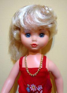 Boneca Antiga Crecy Da Estrela - R$ 190,00 no MercadoLivre