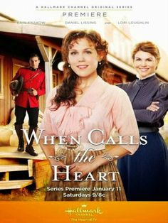 WwW.SerieCanal.CoM | When Calls The Heart | Temporada 1 | Episodio 12->Prelude to a Kiss