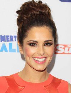 Ultimate Celebrity Make-up Looks 2012   ELLE UK/ Cheryl Cole, Capital FM Summertime ball, London