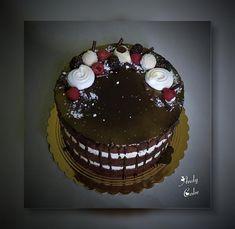 Birthday cake by AndyCake Cupcake Emoji, 25th Birthday Cakes, Daily Inspiration, Cake Decorating, Desserts, Ideas, Food, Tailgate Desserts, Deserts