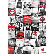 Found it at AllModern - Graham and Brown London Montage Vintage Advertisement on Canvas Theme Anglais, Whats Wallpaper, Canvas Wall Art, Canvas Prints, Room London, London Decor, London Wall, London Calling, Union Jack