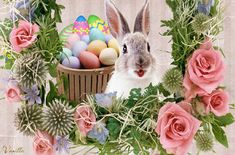 Easy Easter Activities and Recipe Guide (Easter Entertaining Book Easter Table Decorations, Centerpiece Decorations, Easter Decor, Easter Crafts, Gifs, Easter Wallpaper, Easter Religious, Coloring Easter Eggs, Easter Activities