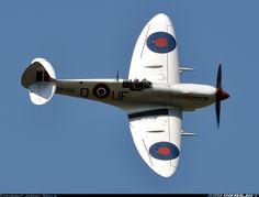 Supermarine 361 Spitfire LF9C,  Waddington (WTN / EGXW) UK - England, July 7, 2013