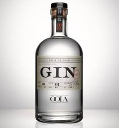 Gin alcohol