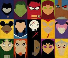 Teen titans!!! One of my favorites!