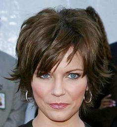 Cute Short Haircuts for Womens trends 2014....if I ever go short I hope it looks like this