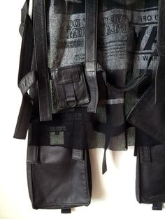 Visions of the Future: Raf Simons, detail.