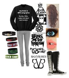 """""""Untitled #86"""" by faygoman ❤ liked on Polyvore featuring mode, Twenty8Twelve, Converse et Charlotte Tilbury"""