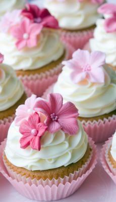 Several cupcake recipes