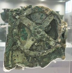 Antikythera Mechanism: Ancient Celestial Calculator - See more at: http://www.livescience.com/54782-antikythera-mechanism.html#sthash.KaKkBOsk.dpuf