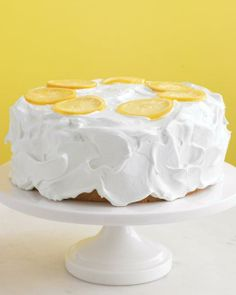 Easter Desserts // Lemon Cake Recipe Recipe