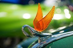 1948 Packard Super 8 hood ornament