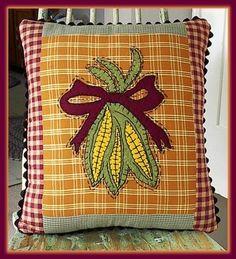 Corn applique