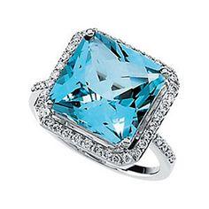 IceCarats Designer Jewelry 14K White Gold Genuine Swiss Blue Topaz And Diamond Ring Size 6 IceCarats http://www.amazon.ca/dp/B00LEZI7R8/ref=cm_sw_r_pi_dp_YBN5tb0JW4B99