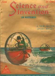 Science and Invention June 1925