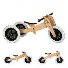 wishbone triciclo bicicleta