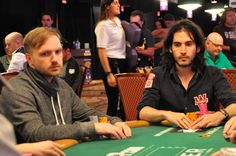 Alexnadre Luneau sur le Deux To Seven World Series Of Poker