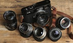 film and lenses