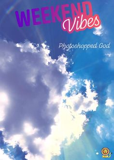 Rainbow Lion, Weekend Vibes, Photoshop, Neon Signs, Clouds, Outdoor, Outdoors, Outdoor Games, Cloud