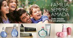 Natura: produtos para toda a família!! Agora também com vendas online e com muitas promoções: Acesse e faça seu cadastro: http://rede.natura.net/espaco/outletchic/nossos-produtos