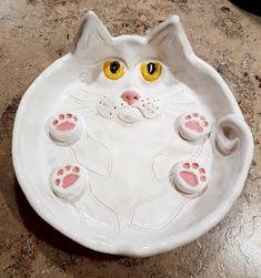 Katzennapf Keramik