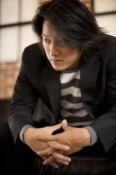 Sung Kang: such a big crush on this guy, I can't handle it.