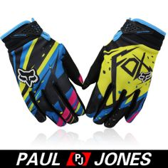 Free Shipping PJ Men's Sports Cycling Bike Bicycle Full Finger Gloves 3 Size S~L QX353