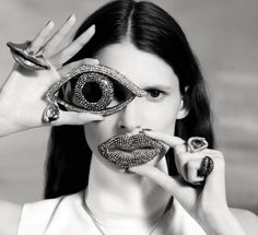Marie Piovesan http://www.nomad-chic.com/eyes-from-surrealism-to-sensory-solace.html
