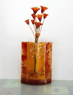 Pocket vase.