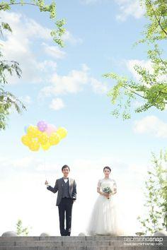 날좋은날 서울숲 웨딩촬영
